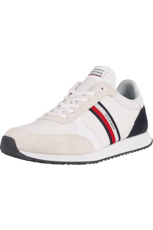 Tommy Hilfiger Runner Low Mix Stripes Trainers