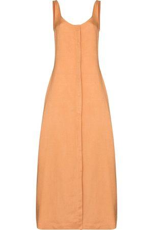 BONDI BORN Mallorca sleeveless maxi dress