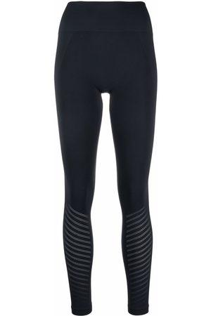 Filippa K Mesh-detail leggings