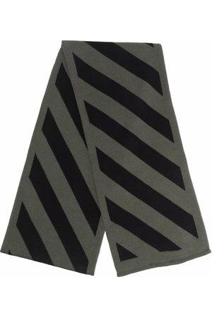 Off-White Kids Arrows motif scarf