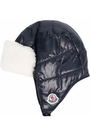 Moncler Logo padded hood