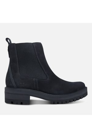 Timberland Women's Courmayeur Valley Leather Chelsea Boots