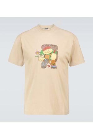 Jacquemus Men Short Sleeve - Le T-shirt Trek short-sleeved T-shirt