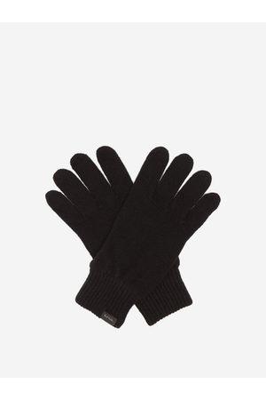 Paul Smith Logo-tab Cashmere-blend Gloves - Mens