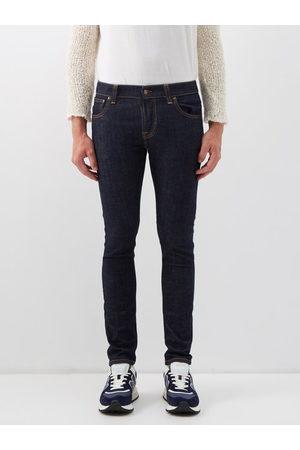 Nudie Jeans Tight Terry Stretch-denim Skinny Jeans - Mens - Indigo
