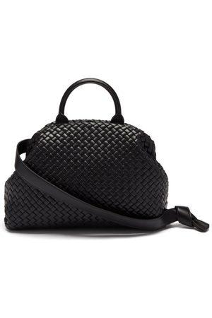 Bottega Veneta Handle Intrecciato-leather Shoulder Bag - Womens