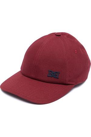 Bally Men Hats - Embroidered logo baseball cap