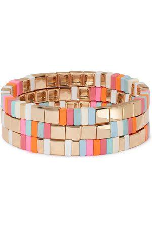 Roxanne Assoulin Brite and Early bracelet set