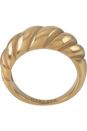 Nialaya Croissant ring