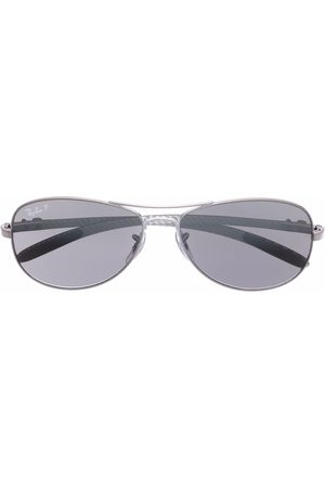 Ray-Ban Tinted round-frame sunglasses