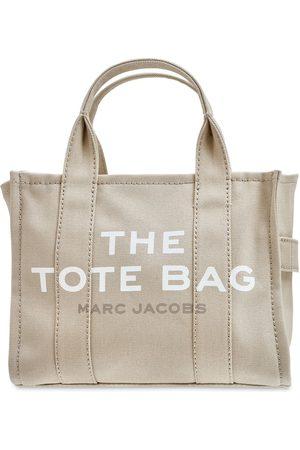 Marc Jacobs Mini Traveler Cotton Canvas Tote Bag