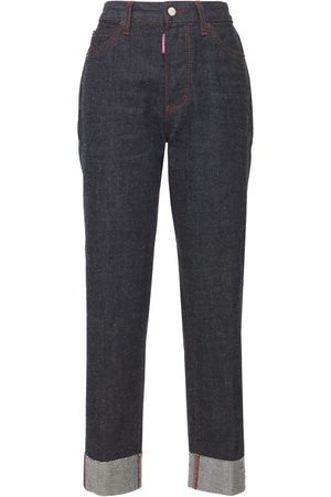 Dsquared2 Women Stretch - Sailor Stretch Cotton Jeans