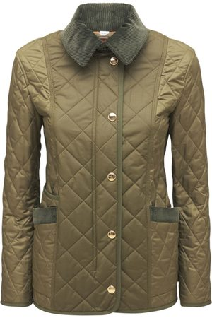 Burberry Wark Quilted Jacket