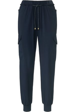 Looxent Ankle-length cargo jogging trousers size: 10