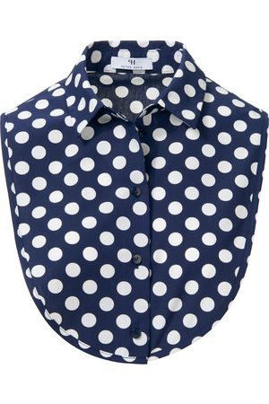 Peter Hahn Blouse collar in 100% cotton size: 001