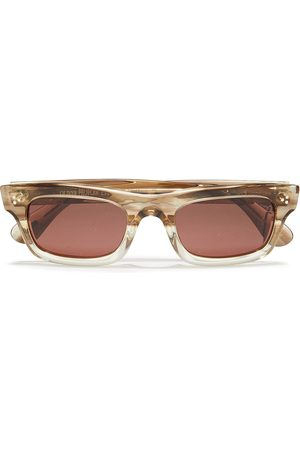 Oliver Peoples Woman Rectangle-frame Acetate Sunglasses Clear Size