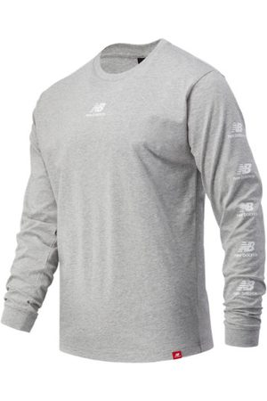 New Balance Unisex Essentials Stack Pack Long Sleeve Tee