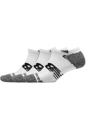 New Balance Unisex No Show Run Sock 3 Pair