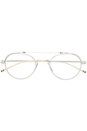 Thom Browne Sunglasses - Round frame glasses