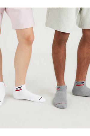 Levi's ® Mid Cut Sportswear Logo Socks 2 Pack