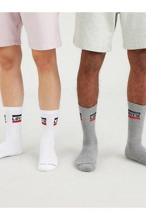 Levi's Regular Cut Sportswear Socks 2 Pack