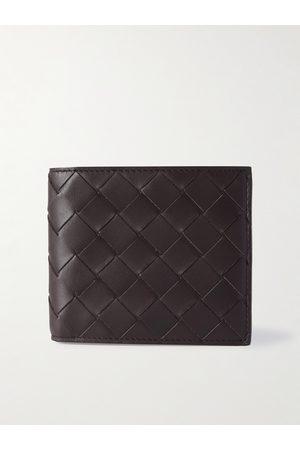 Bottega Veneta Intrecciato Leather Billfold Wallet
