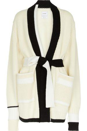 Barrie Cashmere-blend cardigan