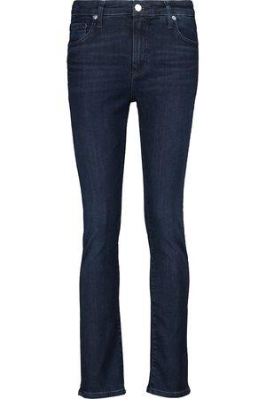 AG Jeans High-waisted skinny jeans