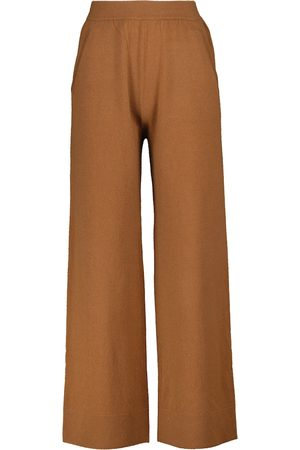 Jardin des Orangers Women Formal Trousers - Wool and cashmere pants