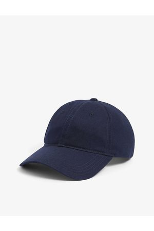 Lacoste Logo-embroidered cotton cap