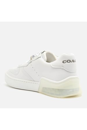 Coach Women's Citysole Suede/Leather Court Trainers