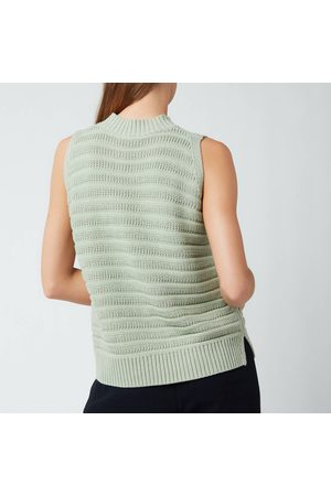 Whistles Women's Ribbed Knitted Tank