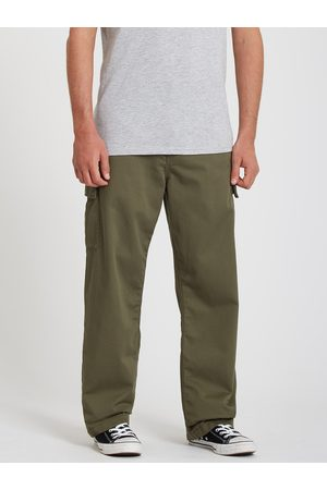 Volcom March Cargo Pant - MILITARY