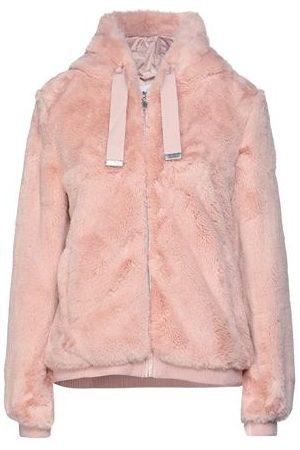 CAFèNOIR COATS & JACKETS - Teddy coat