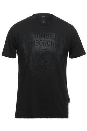 AUTOMOBILI LAMBORGHINI Men Short Sleeve - TOPWEAR - T-shirts