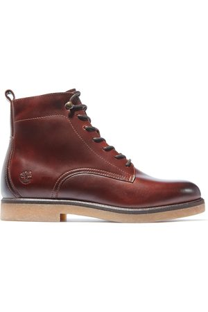 Timberland Women Lace-up Boots - Cambridge square lace-up boot for women in , size 3.5