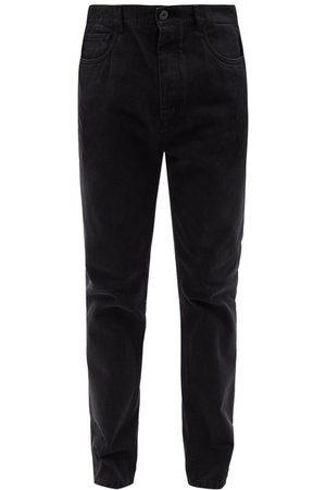 Prada Men Slim - Washed Slim-leg Jeans - Mens