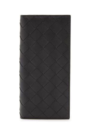 Bottega Veneta Intrecciato-embossed Leather Wallet - Mens
