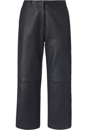 Uta Raasch Lambskin nappa leather trousers size: 10s