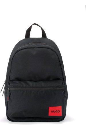 HUGO BOSS Recycled nylon Logo Backpack