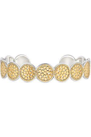 Anna Beck Multi Disc Cuff Bracelet