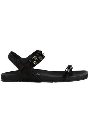 Pedro Garcia Caya Flat Gemstone Sandals
