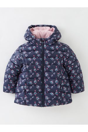 Mini V by Very Girls Floral Coat