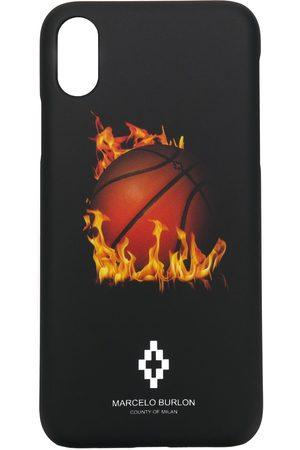 Marcelo Burlon County of Milan Printed iPhone X case