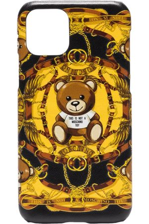 Moschino Teddy Bear iPhone 11 Pro case