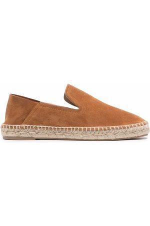 Joseph Women Casual Shoes - Raffia-sole slip-on espadrilles