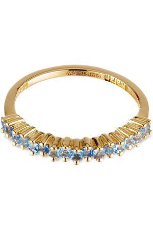 Suzanne Kalan 18kt yellow sapphire ring