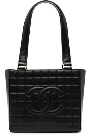 Chanel Pre-Owned 2003 CC Choco Bar tote bag