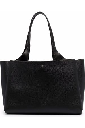 Tod's Grained leather tote bag