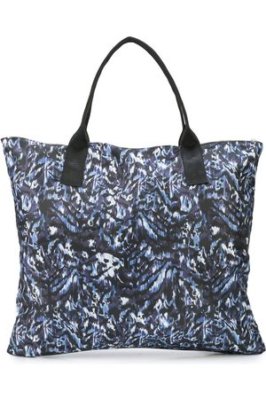 Ted Baker Urban abstract-print foldable tote